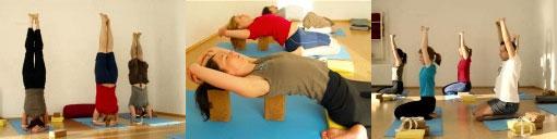 Iyengar Yoga in Düsseldorf